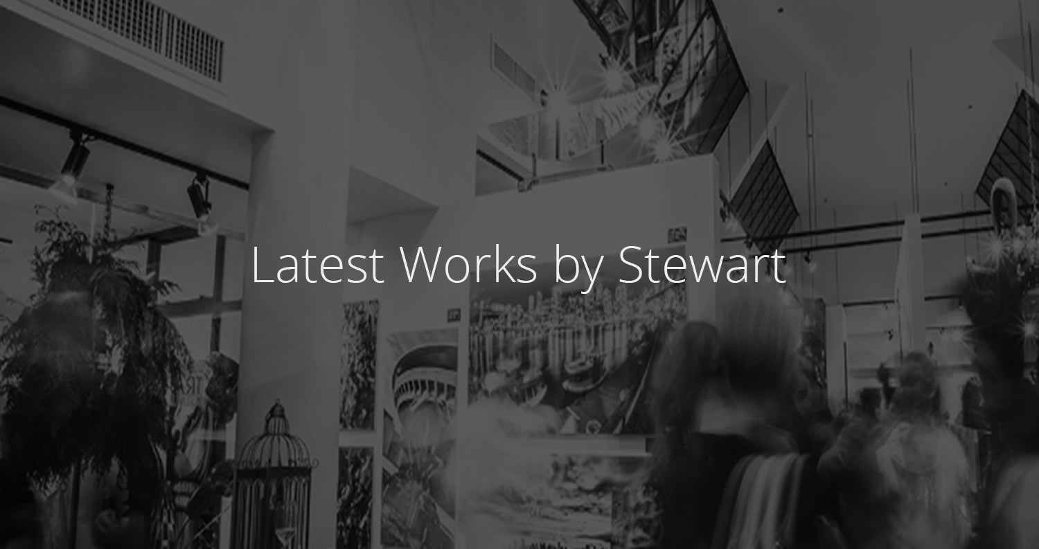 New additions to the gallery header image at stuart stephenson modern art galley